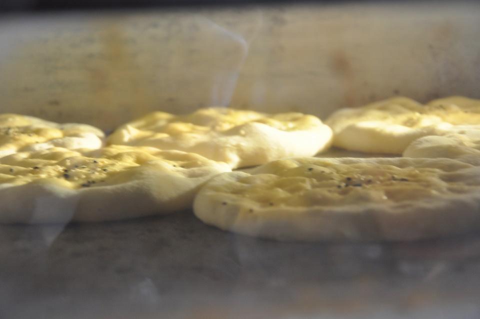 Kemencében a kebab pita